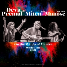 Deva Premal & Miten with Manose and the Temple Band