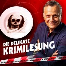 Die delikate Krimilesung mit Bernhard Hatterscheidt