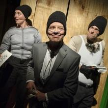 Die drei Räuber - Atze Musiktheater