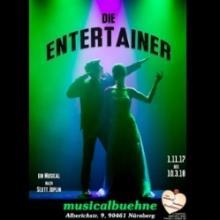 Die Entertainer - ein Musical nach Scott Joplin in Nürnberg, 18.02.2018 - Tickets -