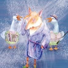 Die Geschichte vom Fuchs, der den Verstand verlor - Theater Mummpitz