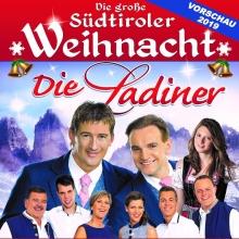 Die große Südtiroler Weihnacht 2019 - Die Ladiner, Oesch´s die Dritten, Nicol Stuffer