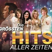 Die größten HITS aller Zeiten! - Die große Musik-Revue der 50er bis 80er-Jahre - Präsentiert von Armin Stöckl & Ensemble in Feuchtwangen, 15.11.2019 - Tickets -