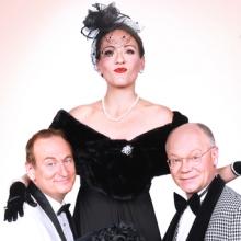 Die lustige Witwe - mit Heißmann & Rassau - Klassik trifft den Swing der 60ies – nach Franz Lehar