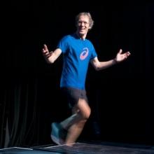 Dieter Baumann - Dieter Baumann läuft halt. Weil singen kann er nicht.