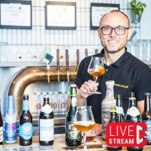 Digitale Bierverkostung - Livestreams