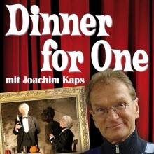 Dinner for One mit Joachim Kaps