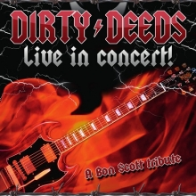 Dirty Deeds - a Bon Scott Tribute