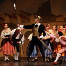 Bild: Don Quixote - Moldawisches Nationalballett