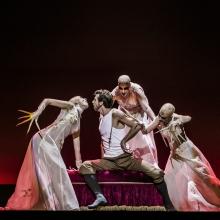 Dracula - Musical von Frank Wildhorn nach Bram Stoker in Detmold, 14.06.2018 - Tickets -