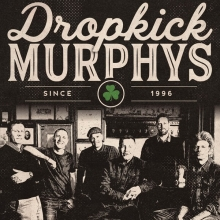 Dropkick Murphys - Featuring Special Guest: Frank Turner & The Sleeping Souls in Mannheim, 31.01.2020 - Tickets -