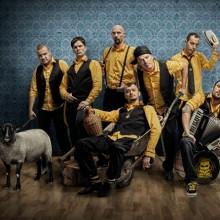 Dubioza Kolektiv - rock-hiphop-reggae-dub-hardcore-bosnian ethno sound