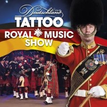 Deutschland Tattoo - Royal Music Show auf der Loreley 2021