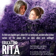 Bild: Educating Rita - Akzent Theater