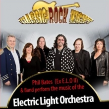 E.L.O - Electric Light Orchestra by Phil Bates - CLASSIC ROCK NIGHT in Metzingen, 17.03.2019 - Tickets -