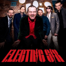 ELECTRIC SIX (USA) - Bride of the Devil Tour 2019
