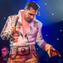 Bild: Elvis Las Vegas Show - Andy King & The Memphis Riders