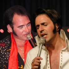 Bild: Elvis Memorial Show – A Tribute To The King mit Marc Charro