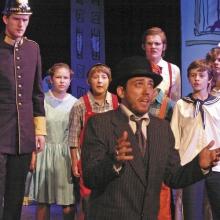 Emil und die Detektive - Junges Theater Bonn