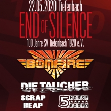 End of Silence - 100 Jahre SV Tiefenbach