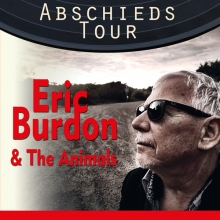 Eric Burdon & The Animals - Abschiedstour - live from USA in Berlin, 26.06.2019 - Tickets -