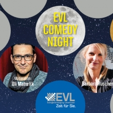 Bild: EVL Comedy Night