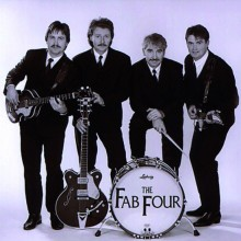 Bild: Fab Four - Beatles Tribute & 60`s Party