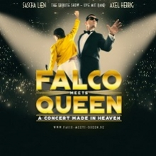 Bild: Falco meets Queen - Tribute Show