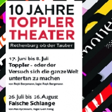 Bild: Falsche Schlange - Toppler Theater