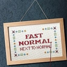 Bild: Fast normal (Next To Normal) - Musical von Tom Kitt und Brian Yorkey