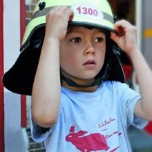 Ferdi und die Feuerwehr