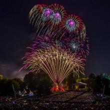 Feuerblumen und Klassik Open Air im Britzer Garten - Beethoven und die Wiener Klassik