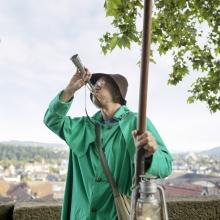 Führung mit dem Marburger Nachtwächter