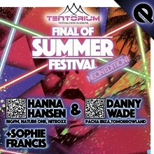 Bild: Final of Summer Festival Neon Edition