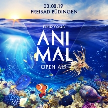 Bild: Find Your Animal Festival