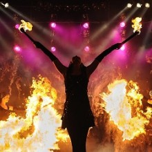 Bild: Firedancer - Elements of Life