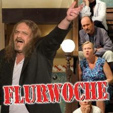 Flurwoche - Zoff im Treppenhaus