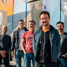 Bild: Frank Turner & The Sleeping Souls