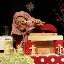 Frau Holle - Theater Lakritz