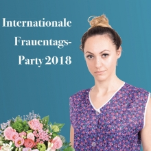 Bild: Internationale Frauentags Party