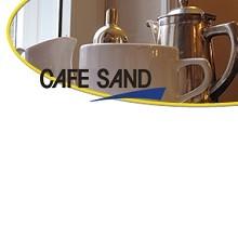 Frühstück im Café Sand