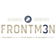 FRONTM3N Up Close - Preview - An Exclusive Acoustic Night with