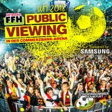 Bild: FFH-Public Viewing WM 2018