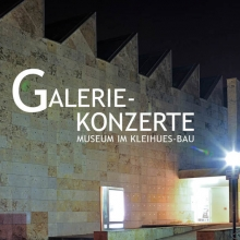 2. Galeriekonzert: Nachtmusiken in Kornwestheim, 18.02.2018 - Tickets -