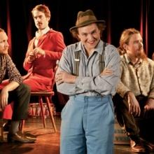 Gankino Circus - Die Letzten ihrer Art in Uffenheim, 08.06.2018 - Tickets -