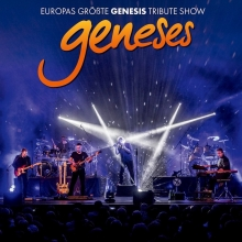 Geneses - We Can´t Dance On Broadway - Tour 2019