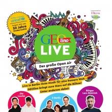GEOlino Live - Das große Open Air - GEOlino bringt eure Stars auf die Bühne!