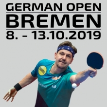 Bild: German Open Bremen