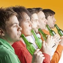 GlasBlasSing - Süßer die Flasche nie klingen