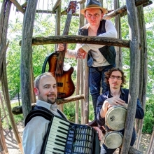 Global Shtetl Band - New Yiddish World Music